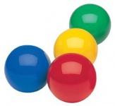ERZI 44141 - Gymnastikball, rot