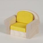 Bodo Hennig 21112 - Sessel für Puppenstube
