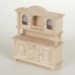 Bodo Hennig 24204 - Küchenschank für Puppenstube