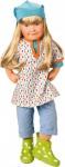 Käthe Kruse 54655 - Puppe Lolle Magalie, 54cm