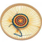 Glückskäfer 540017 - Rundwebrahmen, 22 cm (ohne Wolle)