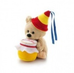 TRUDI TENDER-EREIGNISSE 51098 - Bär Happy Birthday 12 cm