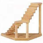 Bodo Hennig 20155 - Treppe für Puppenstube, Zubehör