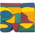 GLÜCKSKÄFER 523287 - Bauklötze groß, farbig