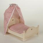Bodo Hennig 24412 - Himmel für Bett für Puppenstube