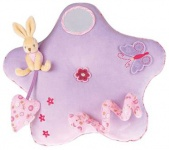 Kaloo 91961256 - Lilirose - Spielkissen Blume, 45cm