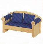 Bodo Hennig 23716 - Sofa für Puppenstube