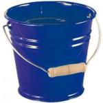 GLÜCKSKÄFER 535056 - Metalleimer, blau