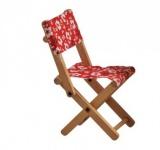 Bodo Hennig 25591 - Klappstuhl für Puppenhaus