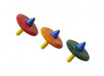 GLÜCKSKÄFER 525095 - Tellerkreisel, farblich sortiert