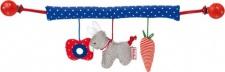 Käthe Kruse 74094 - Baby Tomato Kinderwagenkette