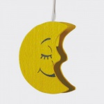 Bodo Hennig 26317 - Hängelampe Mond für Puppenhaus