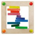 ERZI 51121 - Babypfad Farbspiel