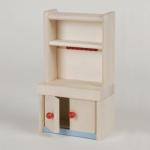 Bodo Hennig 21220 - Küchenschrank für Puppenstube