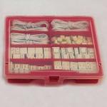Bodo Hennig 26387 - Elektrik Sortimentbox für Puppenhaus