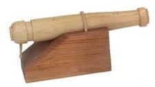 Kinderkram 5540705 - Kanone, Zubehör für Arche/Segelschiff