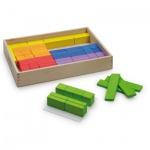 ERZI 42002 - Lernspiel Volumenlehre, großes Set