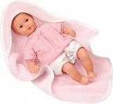 Käthe Kruse 36603 - Puppe Mini Bambina Emmi