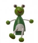 GLÜCKSKÄFER 522921 - Geburtstags-Stecker Frosch