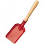 GLÜCKSKÄFER 535204 - Schäufelchen eckig 25cm, rot