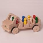 nic 1816 - Creamobil Omnibus mit 8 Figuren