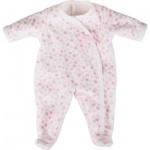 Käthe Kruse 36656 - Puppenbekleidung - Schlafanzug Tupfen Bekleidung, rosa