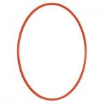 ERZI 44032 - Gymnastikreifen, rot