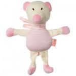 Käthe Kruse 89137 - Organic Spieluhr Bär rosa