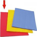 GLÜCKSKÄFER 528201 - Spieltücher groß, rot
