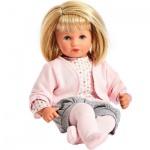 Käthe Kruse 36653 - Mini Bambina Linda Babypuppe