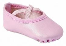 Käthe Kruse 33394 - Puppenschuhe Ballerinas Ballettschuhe, rosa