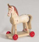 Bodo Hennig 26850 - Räderpferd für Puppenstube