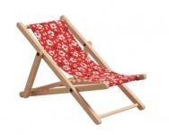 Bodo Hennig 25593 - Liegestuhl für Puppenhaus