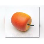 ERZI 11001 - Apfel, gelb-rot