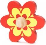 Nic 1677 - Blume rot, Multibahn-Laufteil