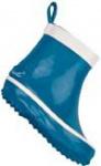Käthe Kruse 33435 - Puppenschuh Gummistiefel blau für Lolle