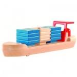 Kinderkram 5550830 - Container-Schiff