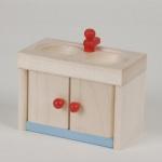 Bodo Hennig 21216 - Spülschrank für Puppenstube