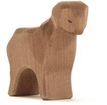 Ostheimer 11652 - Schaf braun stehend