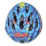 Kinder-Fahrradhelm, 49-56cm, blau