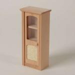 Bodo Hennig 23712 - Glastürregal für Puppenstube