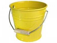 GLÜCKSKÄFER 535057 - Metalleimer, gelb