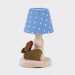 Bodo Hennig 26346 - Tischlampe Hase für Puppenhaus