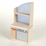 Bodo Hennig 22224 - Schrankteil mit Spülmaschine für Puppenstube