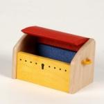 Bodo Hennig 23750 - Spielkiste für Puppenstube