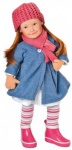 Käthe Kruse 54521 - Puppe Lolle Ella, 54cm