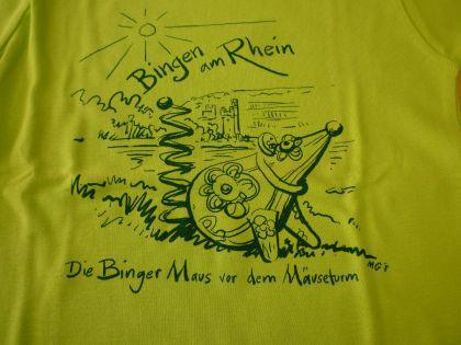 T-Shirt mit Binger Motiv - Vorschau 2