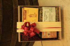 Geschenkbox mit Hildegardprodukten