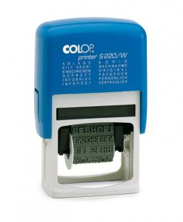 Colop Printer S 220/W (Wortbandstempel SH 4 mm)