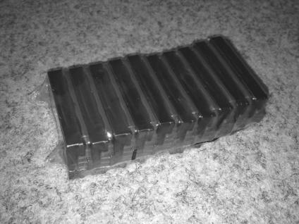 Restposten - Ersatzkissen 6/4912 für Trodat Printy 4912 schwarz - Vorschau 1